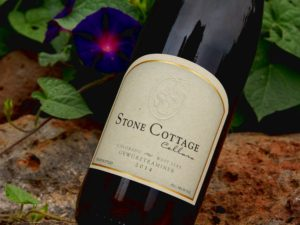 Colorado Gewurztraminer at Stone Cottage Cellars in Paonia, CO